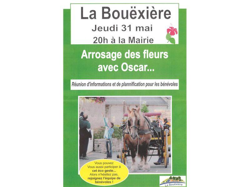 Affiche de l'opération 2012