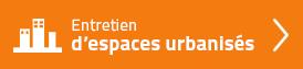 Entretien d'espaces urbanisés