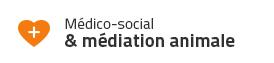 Médico-social et médiation animale
